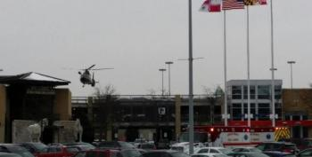 Shooting At Maryland Mall, 3 Dead