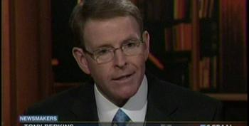 Tony Perkins Pretends There Isn't Any Violent Rhetoric Coming From Conservative Organizations