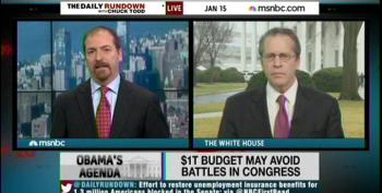Chuck Todd: Shouldn't Dems Give Up More To GOP To Get UI Benefits Extended?