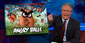 Jon Stewart Mocks Climate Change Deniers At Fox News