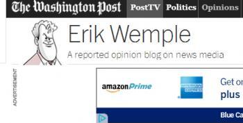 Erik Wemple's Exposé Forces Meeting Between Politico & Washington Post