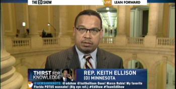 Rep. Keith Ellison Responds To GOP's So-Called 'War On The War On Poverty'