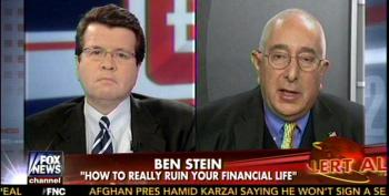 Ben Stein Throws Cold Water On National Debt Fearmongering