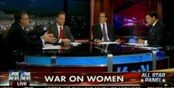 Fox News' War On Women In One Photo