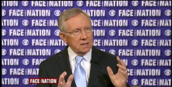 Harry Reid Threatens To Eliminate All Filibusters If GOP Continues Obstruction