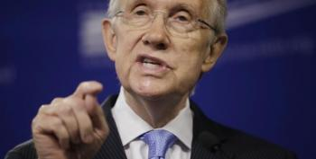Sen. Reid Comes Out Against  TPP Fast Track