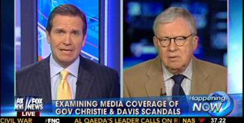 Fox's Scott: Wendy Davis And Her 'Stilettos' Are More Scandalous Than Chris Christie