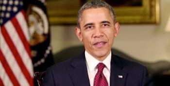 Weekly Address: Obama Urges Extension Of Jobless Benefits