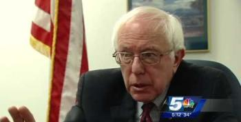 Senator Bernie Sanders Asks NSA If They're Spying On Congress