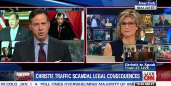 CNN Anchor Ashleigh Banfield: 'Felony Murder' Charge For Christie Officials To Coerce Testimony