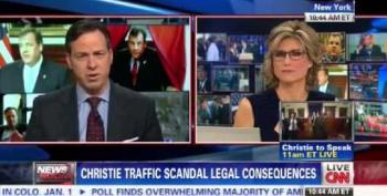 CNN Anchor Ashleigh Banfield: 'Felony Murder' Charge For Christie Officials To Coerce Testimony