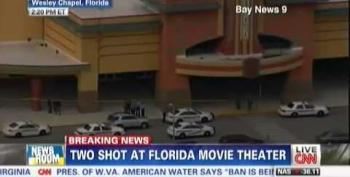 Update: Retired Police Captain Charged After Florida Movie Theater Shooting