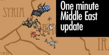Mark Fiore: One Minute Middle East Update