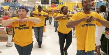 NLRB Authorizes Complaint Against WalMart For Strike Retaliation