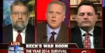 How Did Glenn Beck's 2009 Predictions For 2014 Turn Out? Massive Fail.