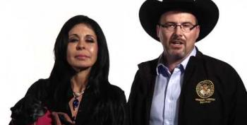 Tea Party Candidate Puts Out Most Bizarre Political Ad Ever
