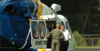 NJ's New State Motto For Gov. Chris Christie: Why Drive When You Can Fly?