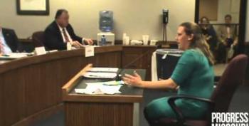 Missouri Woman Delivers Smackdown To Anti-Abortion Legislators