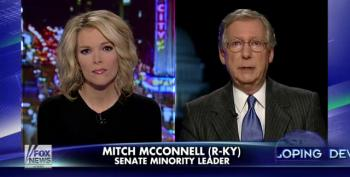 Megyn Kelly Promotes Impeachment Of Obama To Sen. McConnell
