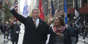 "Mayor Bill DeBlasio: ""We Are Called To Put An End To Economic And Social Inequalities"""
