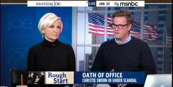Scarborough: Christie's Bridgegate Just Like Benghazi For The Left