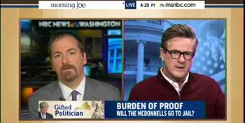 Scarborough: VA Dems Should Have Gone After McDonnell Instead Of Feds