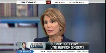 Barbara Buono: Christie Will Leave Office Before Term Ends But 'Not To Run For President'
