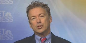 Rand Paul: Women 'Won' The War And Are 'Conquering The World,' Stealing Men's Jobs