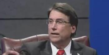 NC Gov. McCrory Slashed Unemployment Benefits To Stop 'Migration' To 'Urban Areas'