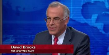 David Brooks On Christie: People 'Want A Bully To Go To Washington'