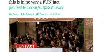 "Open Thread - ""Fun Fact"" Fail"