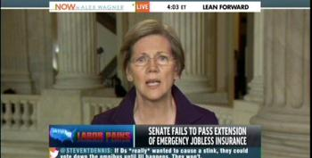 Elizabeth Warren: This Is The Moment To Fight Back On The Economy