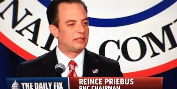 RNC Chairman Reince Priebus Tells The GOP To Tone Down The Rhetoric