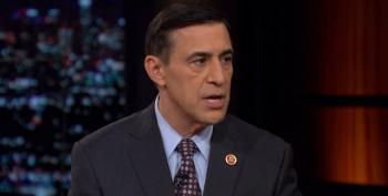 Darrell Issa Denies Using His Oversight Committee For Partisan Witch Hunts