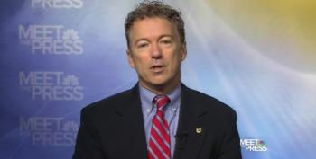 Rand Paul Says Bill Clinton Got A Free Pass On Lewinsky Scandal