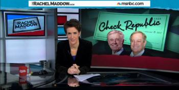 Maddow Responds To The Kochs: 'It's Our Country Too'