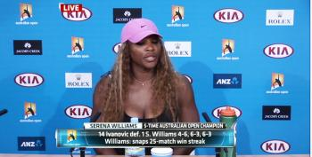 Serena Williams Upset In 4th Round Of Australian Open By Ana Ivanovic