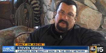 Will Insane Tank-Wielding Steven Seagal Be The New Arizona Governor?