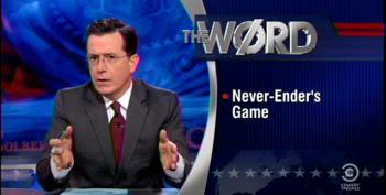 The Word: Never Ender's Game
