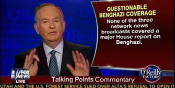 Bipartisan Senate Report On Benghazi Refutes Idiotic Fox News Claims