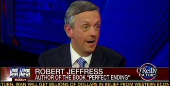 Wingnut Pastor Claims Obama Is Laying The Groundwork For The Anti-Christ