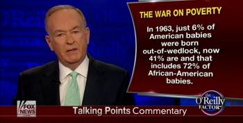 O'Reilly Continues His Attacks On The Poor: 'True Poverty Is Being Driven By Personal Behavior'