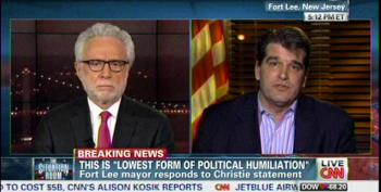Fort Lee Mayor To Christie: 'Shame On You'