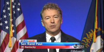 Rand Paul Calls Keeping Immigrants As Second Class Citizens Meeting The Democrats 'Halfway'