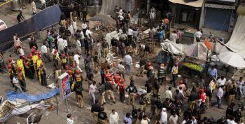 Grenade Attack On Pakistan Cinema Kills 11: Officials