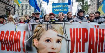 Steely, Telegenic Tymoshenko Dogged By Enrichment Suspicions