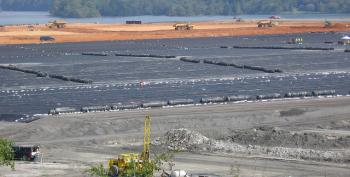 North Carolina Energy Plant Reports Coal Ash Spill -- 24 Hours Later