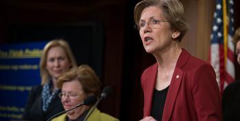 Sen. Warren To Obama: Stop Nominating Corporatist Judges