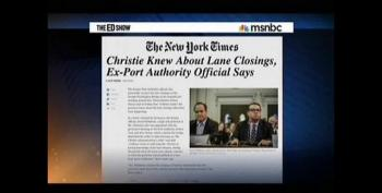 "Christie Administration Assails Times For ""Sloppy"" Reporting"