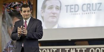 Tea Partier Ted Cruz Keeps 2010 Promise To Focus On Jobs By Introducing Anti-Gay Marriage Bill